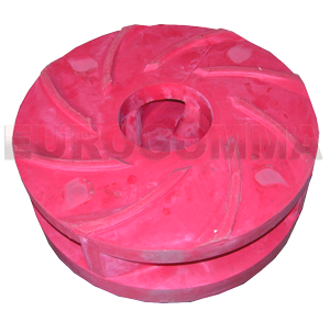 Impellers Natural rubber