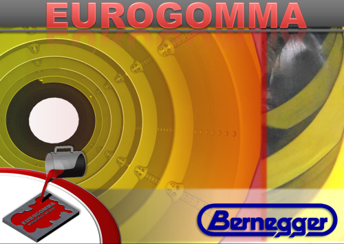 Polyurethane complete lining for Washing Trommels: another success of Eurogomma!