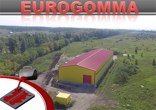 A new factory in Russia!